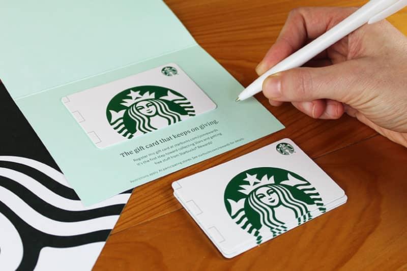 Starbucks Gift Cards Starbucks Coffee Company